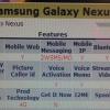 Galaxy Nexus Tierras último en Verizon [Solo $ 149.99!]